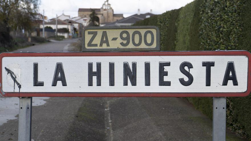 La Hiniesta cierra el Ayuntamiento ante el avance de la pandemia en su zona de salud