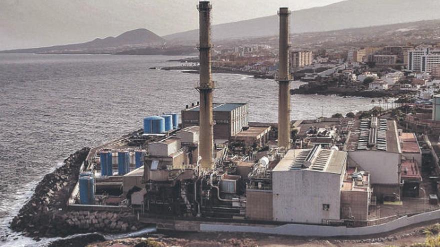 Un proyecto de 800 millones reduce un 25% la generación eléctrica con petróleo