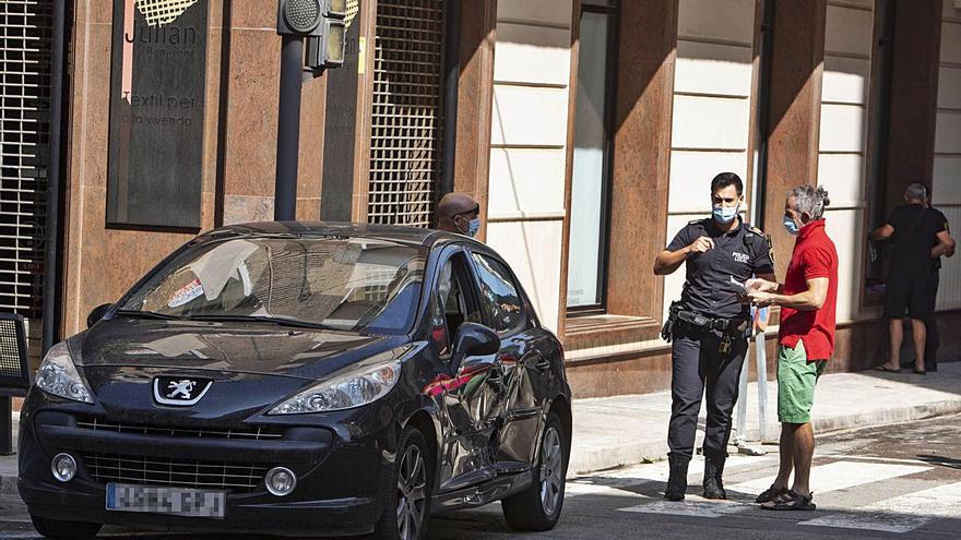 El cruce de Molina y Sarthou registra un cuarto accidente siete días después
