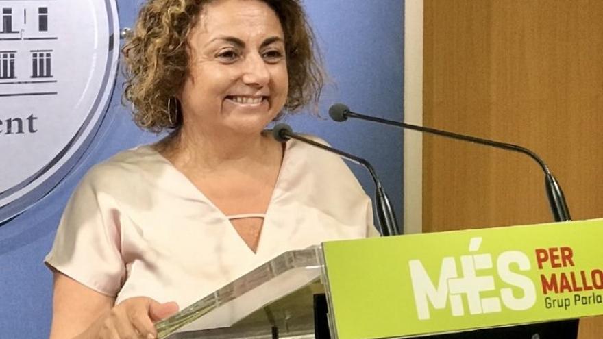 Todo el grupo parlamentario de Més per Mallorca, en cuarentena por el positivo por coronavirus de una diputada