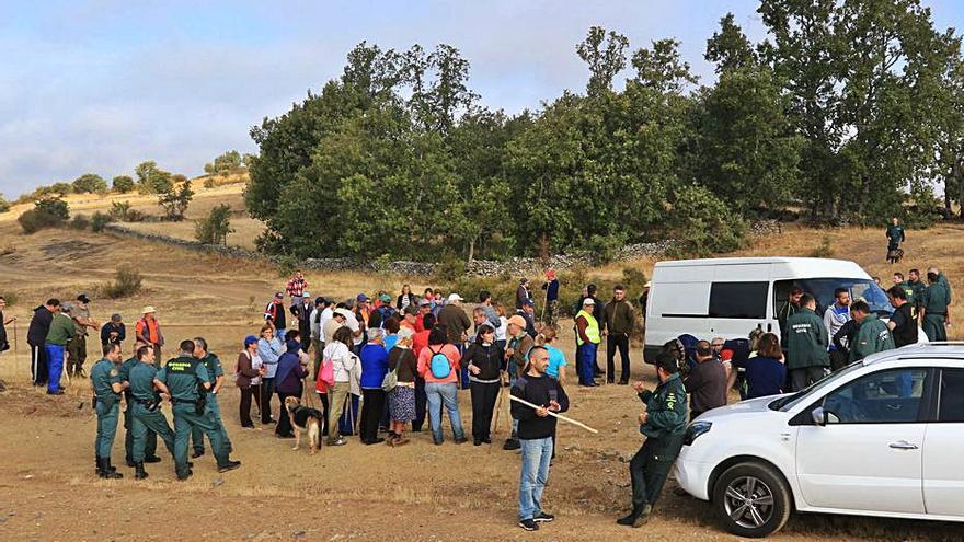 Sin pistas del hombre desaparecido hace 4 años en Gallegos del Campo