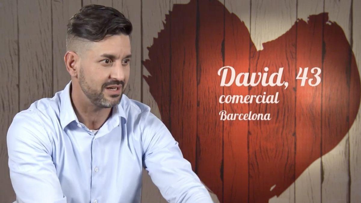 David, en 'Firts Dates'.
