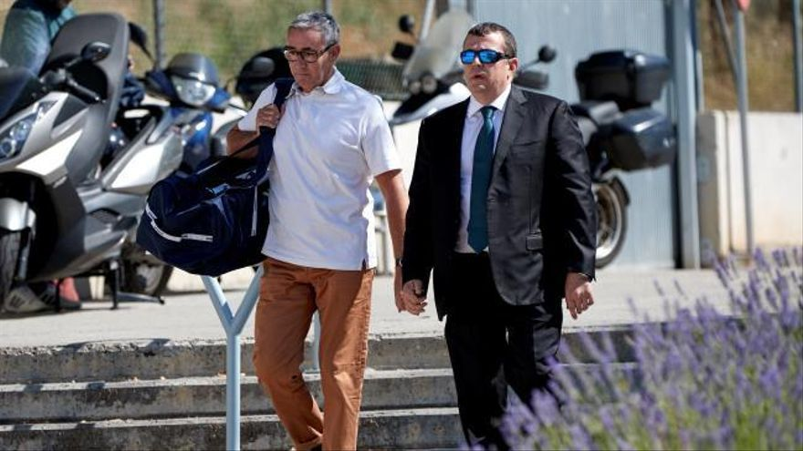Diego Torres ingresa en la cárcel Brians 2
