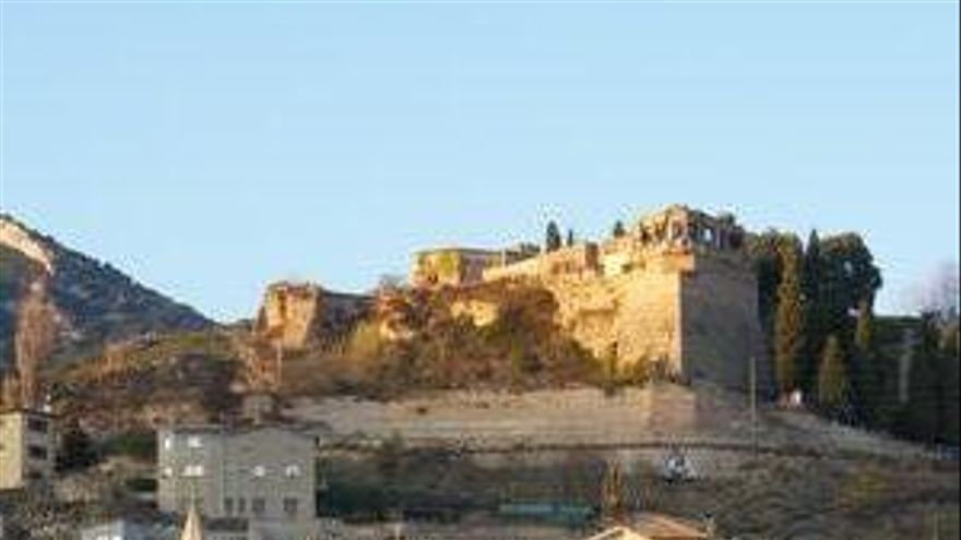Castell de Sant Ferran a Berga
