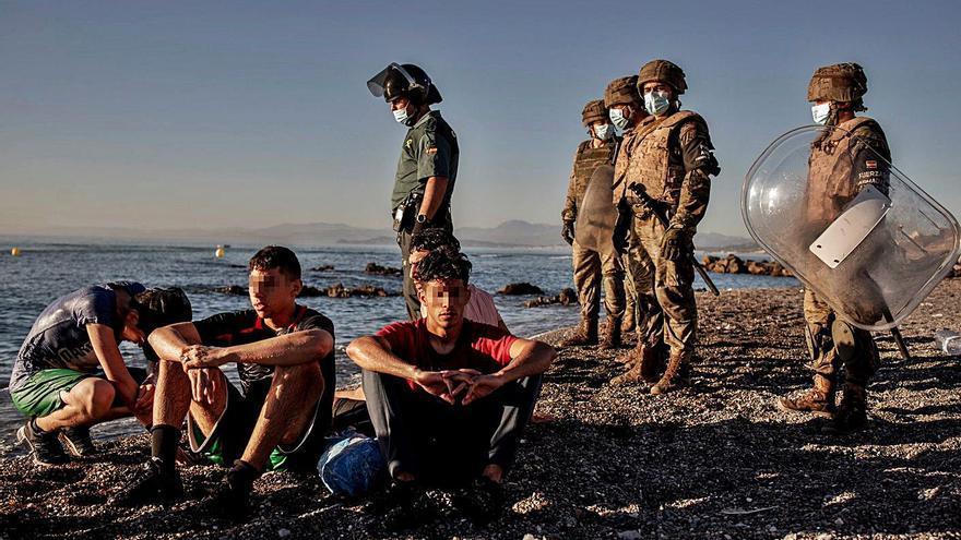 Baleares acogerá a once menores no acompañados procedentes de Ceuta