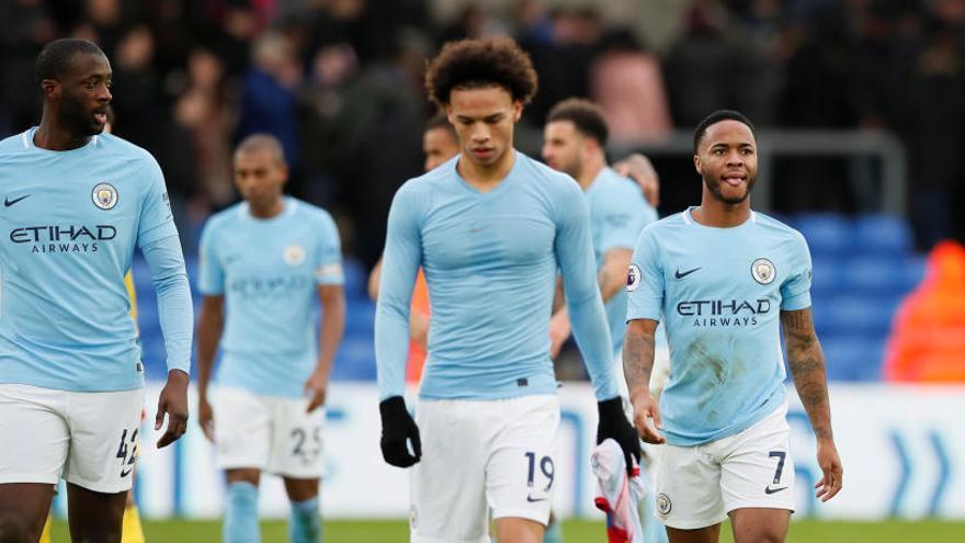 El Manchester City pincha y Guardiola se queda sin récord
