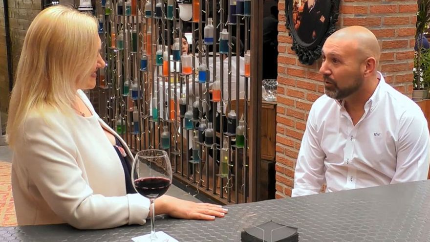 "Luisma sorprende en 'First dates' con su ""talento"" sexual: ""No voy de fantasma"""