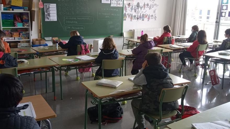 El Ayuntamiento de Palma deja sin calefacción al colegio Cas Capiscol