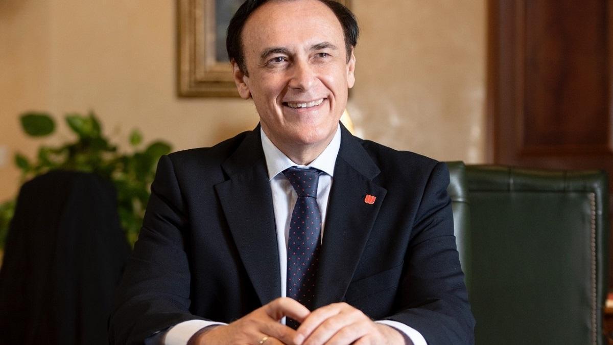 José Carlos Gómez Villamandos, rector de la Universidad de Córdoba.