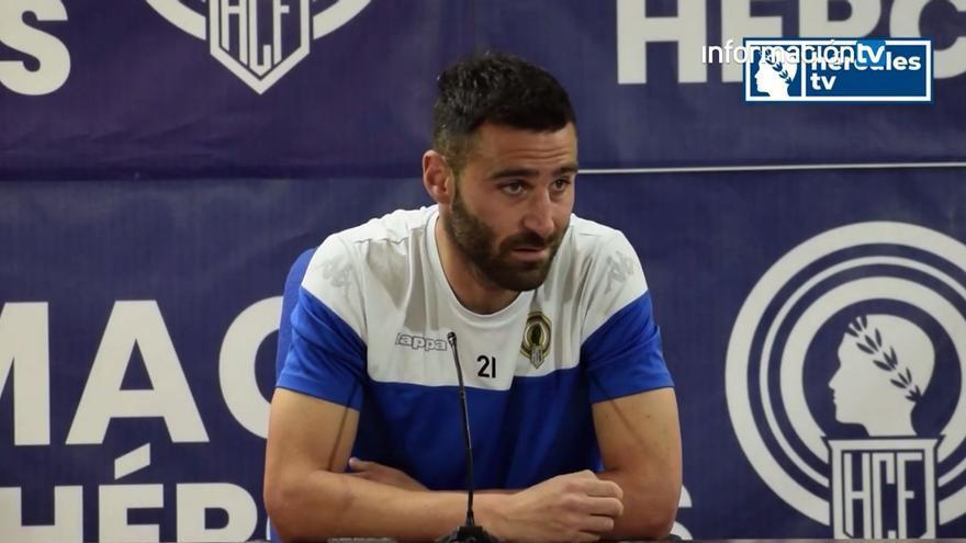 Benja Martínez firmó con su gol el triunfo ante el Ibiza