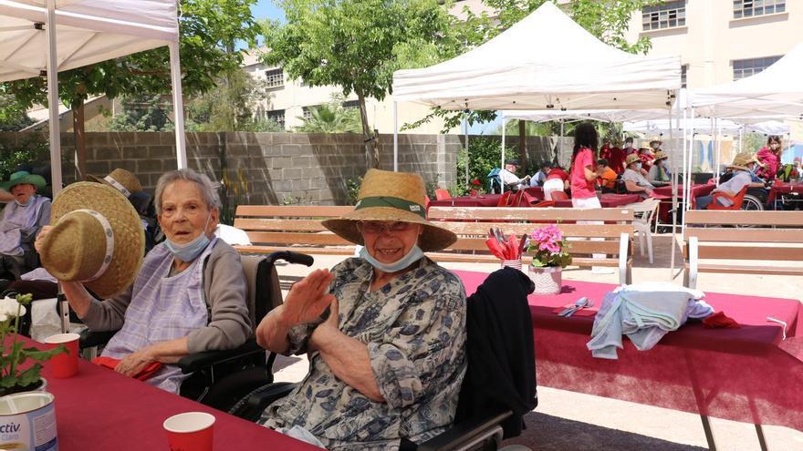La residencia de tipología mixta de Quart de Poblet celebra su cuarto aniversario