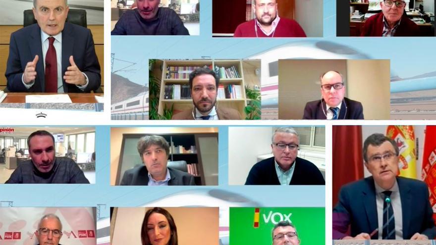 Alta Velocidad en Murcia: El AVE como una oportunidad histórica