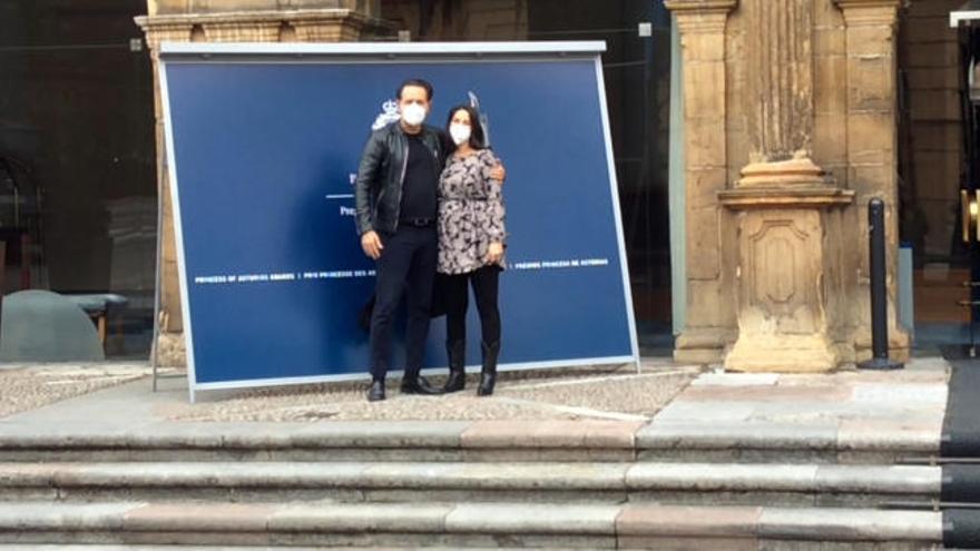 Andrea Morricone llega a Asturias para recoger el premio Princesa de las Artes en nombre de su padre