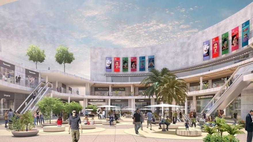 El parque comercial Estepark ya ha comercializado la mitad de sus espacios