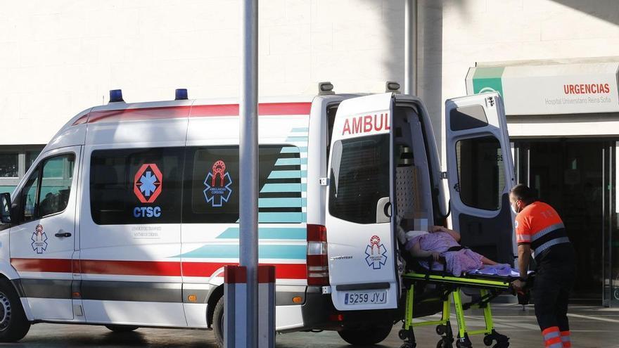 Los pacientes 'covid' ocupan 132 camas en los hospitales de Córdoba, pero hay 530 libres