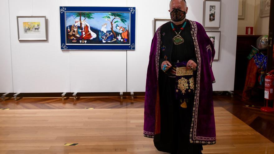 José Claros abre una ventana a Irán en la Sala Alta del Real Casino