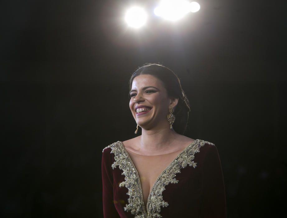 Gala de elección ''Sons de juny'': Isabel Bartual, Bellea del Foc 2019.