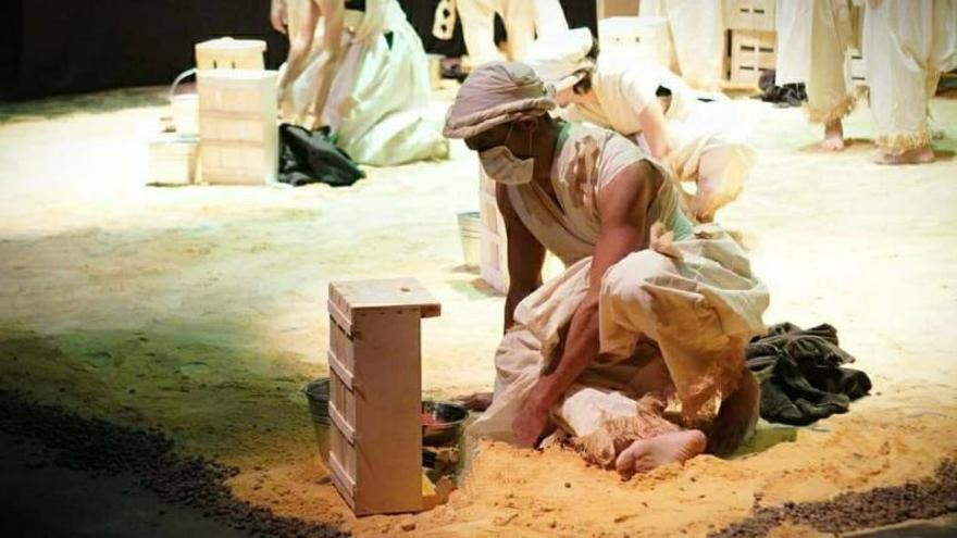 """""""Un mundo aparte dentro del mundo"""", teatro para fortalecer la inclusión social"""