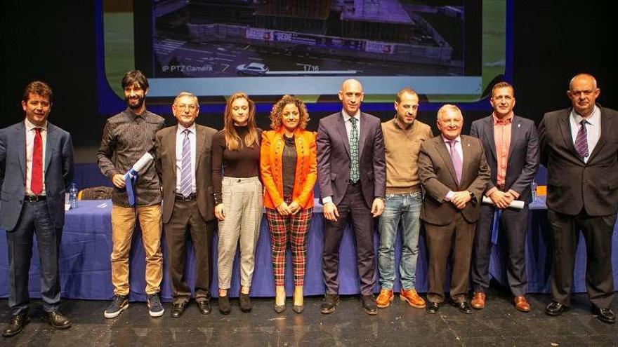 La Federación Asturiana, de gala