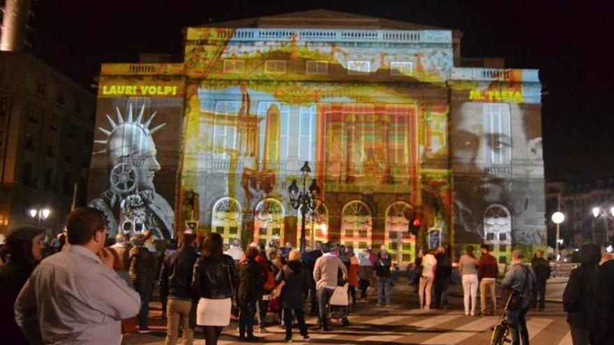 Las 61 actividades de la Noche Blanca de Oviedo congregaron a 35.000 personas
