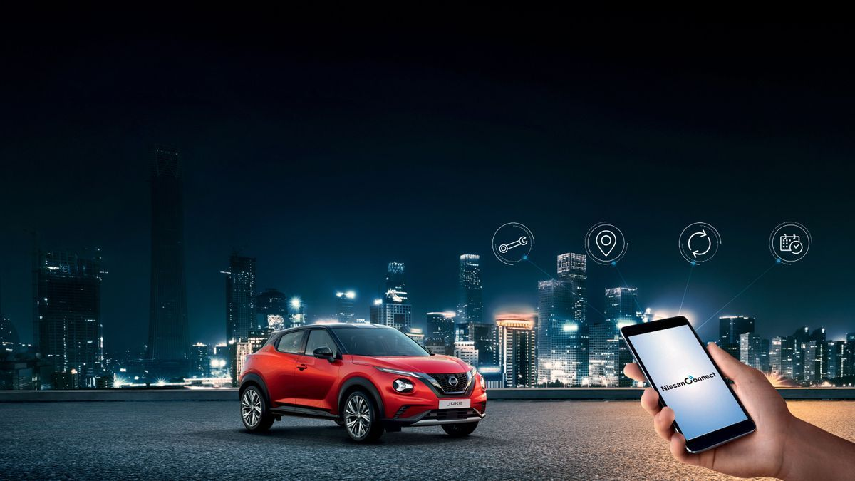 Nissan amplifica la experiencia multimedia con el nuevo Juke