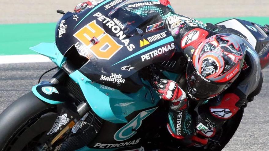 La fábrica japonesa Yamaha seguirá en MotoGP hasta el año 2026
