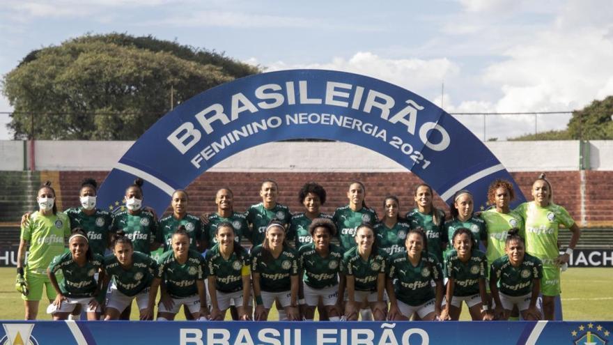 Iberdrola patrocinará a la selección brasileña de fútbol femenino