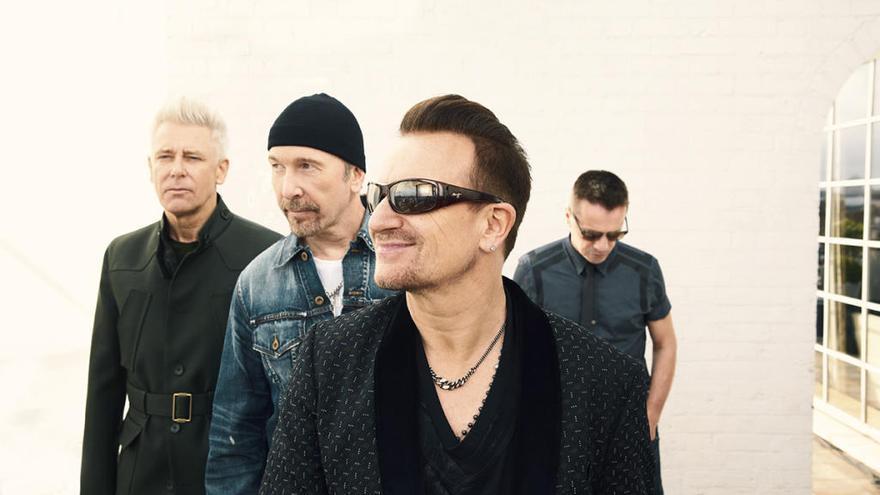 U2 actuará en Madrid en septiembre de 2018