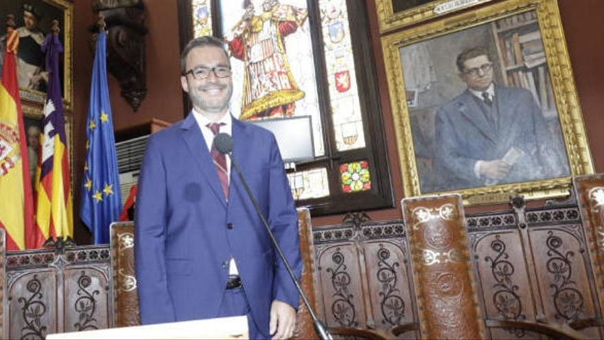 Mallorcas neue Bürgermeister treten ihr Amt an