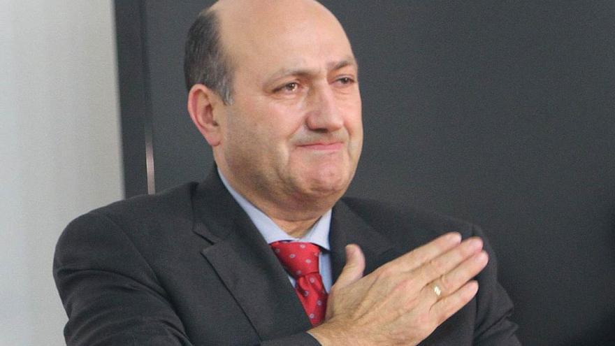 Abren juicio oral contra Rogelio Martínez, ex delegado de la Xunta en Ourense