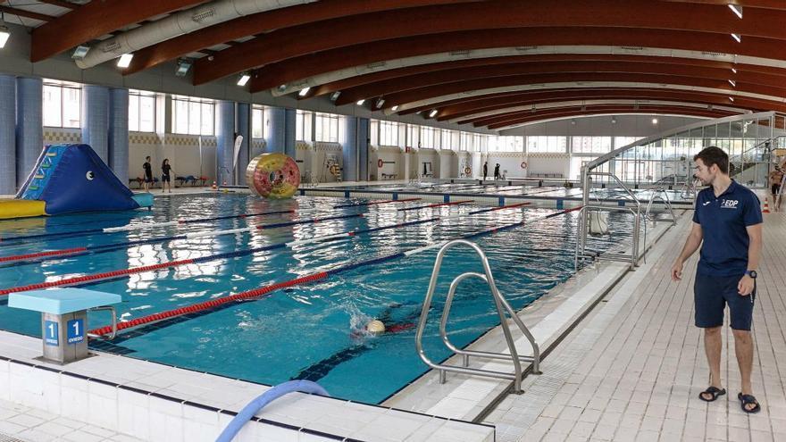 El Parque del Oeste será sede de un nuevo Nacional de natación en verano