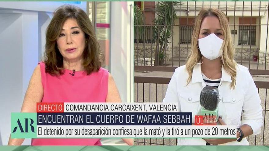"""Críticas a Ana Rosa por decir que Wafaa era """"una joven con muchas relaciones y eso siempre es problemático"""""""