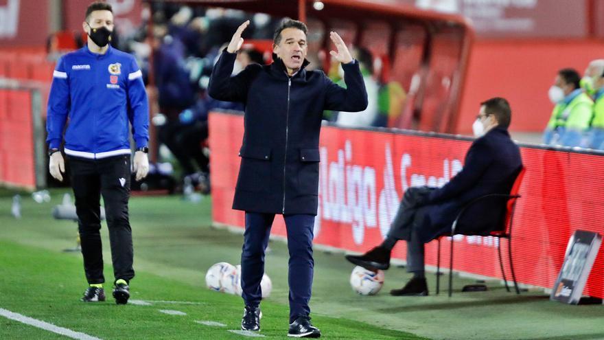 Luis García: «Este equipo,  si algo tiene, es que le ha echado dos pelotas»