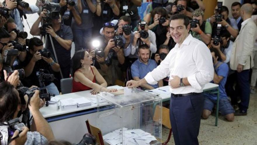 Referéndum en Grecia sobre el rescate