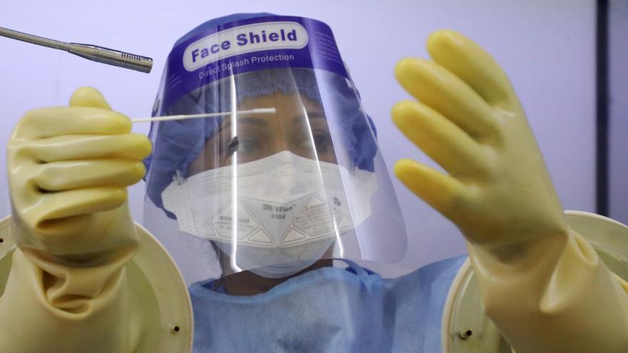 La pandemia alcanza los 36 millones de contagios