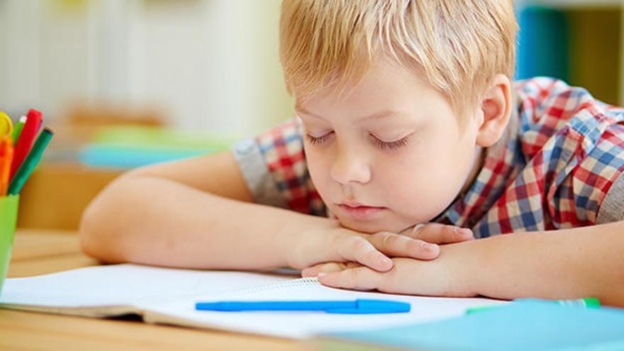 ¿Cómo afecta la falta de sueño a los niños?