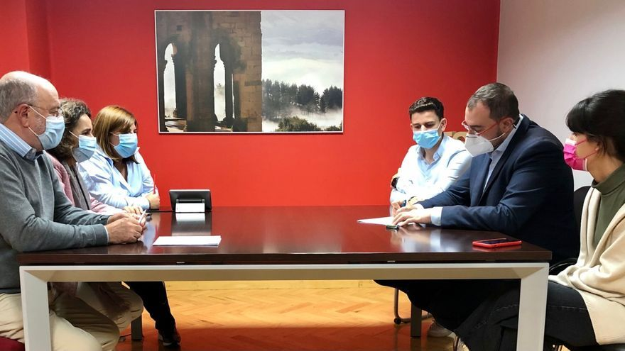 Adrián Barbón, más cerca de revalidar el liderazgo en  la FSA: es el el único candidato a la secretaría general