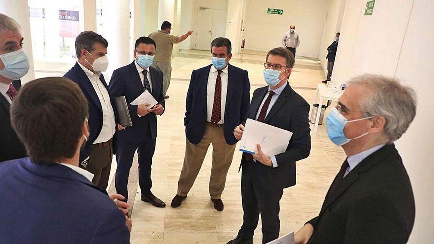 La Xunta impulsa tres fábricas de viscosa, hidrógeno y biogás ante la crisis del Covid-19