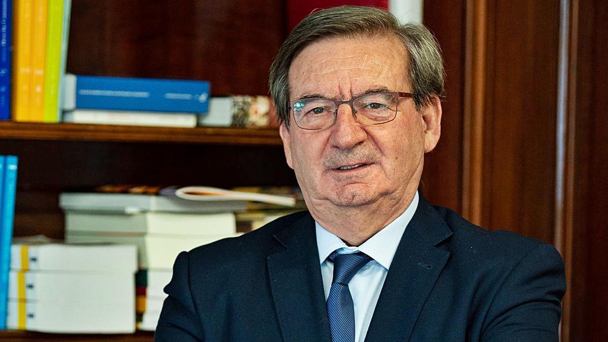 El secretario de Estado de Memoria Democrática, Fernando Martínez. | INFORMACIÓN