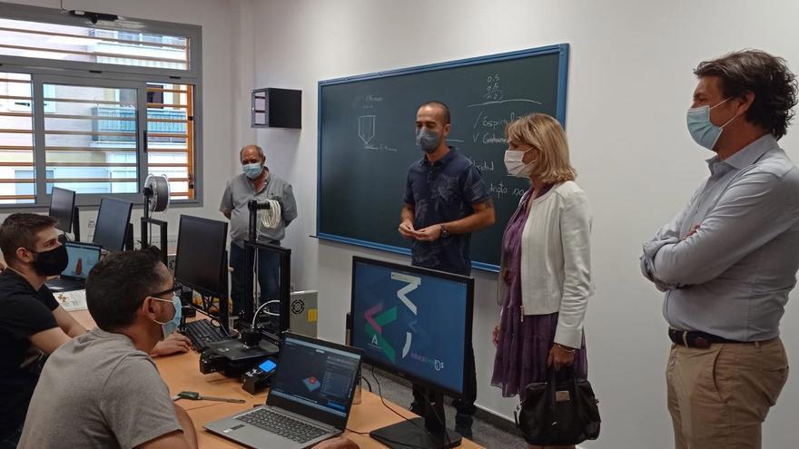 La Junta  de Andalucía oferta ocho cursos de especialización de FP en Córdoba