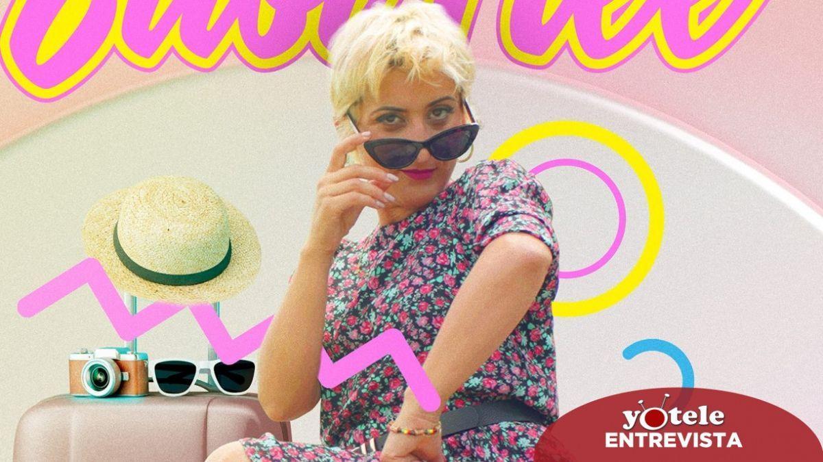 Susi Caramelo en el cartel de 'Susi Free'.
