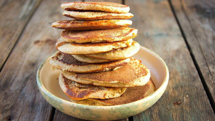 Cómo preparar unas deliciosas tortitas de avena