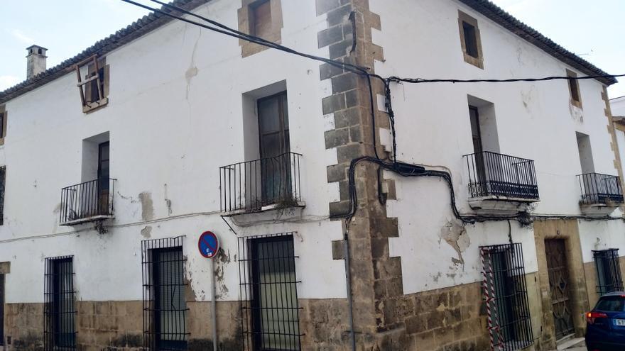 Xàbia adjudica el diseño de la reforma de la Casa Candelaria