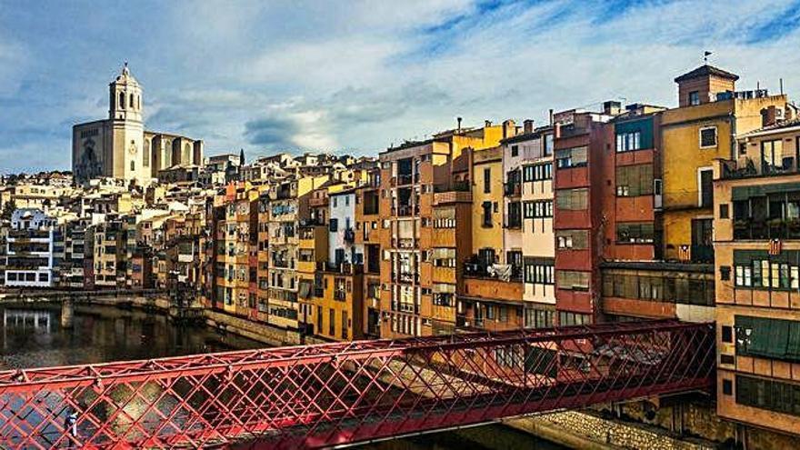 Visita obligada als encants de la Girona immortal