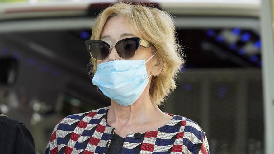 Mila Ximénez fallece a los 69 a causa de un cáncer de pulmón