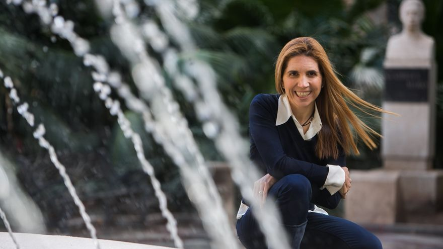 Nuria Oliver. Inteligencia al servicio de las personas