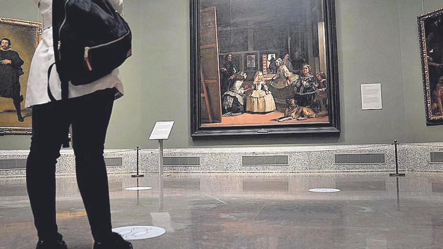 Los principales museos duplican las visitas en verano