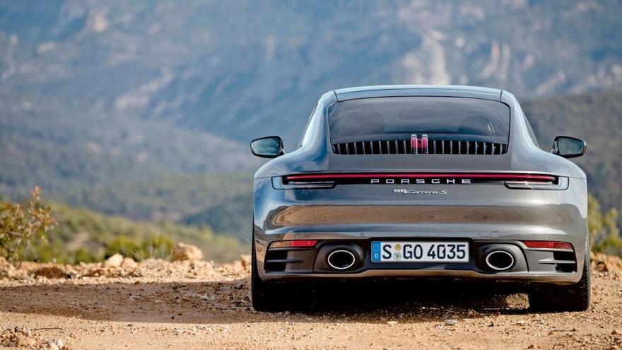 El nuevo Porsche 911 se estrena en Valencia