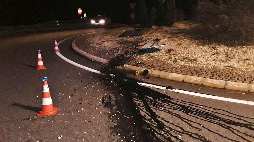 Una colisión destapa un robo con tortura que dejó a un vecino de Faxilde en la UCI