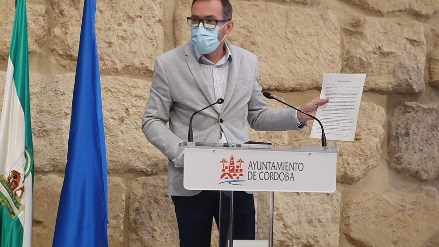 El PSOE exige al gobierno local que haga el mantenimiento ordinario del arroyo Pedroches